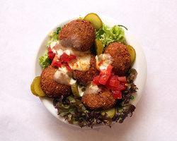 Salade de Falafel
